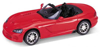 1/24 ダッジバイパー2003 SRT-10(レッド)(1/24 Dodge Viper 2003 SRT-10 (Red)(Back-order))