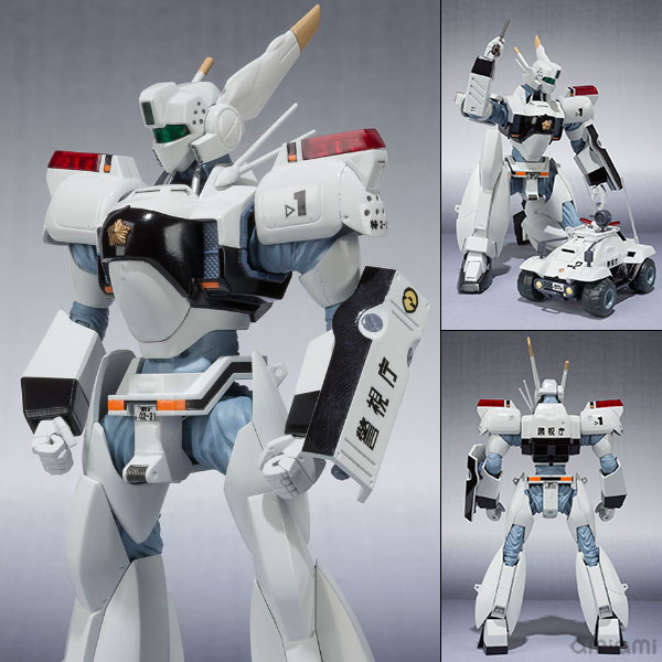 "Robot Spirits -SIDE LABOR- Ingram 1 ""Patlabor""(Back-order)(ROBOT魂 -ロボット魂-〈SIDE LABOR〉 イングラム1号機 『機動警察パトレイバー』)"