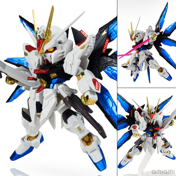 """NXEDGE STYLE [MS UNIT] Strike Freedom Gundam (RE:COLOR Ver.) """"Mobile Suit Gundam SEED Destiny""""(Released)(NXEDGE STYLE [MS UNIT] ストライクフリーダムガンダム(RE:COLOR Ver.) 『機動戦士ガンダムSEED DESTINY』)"""
