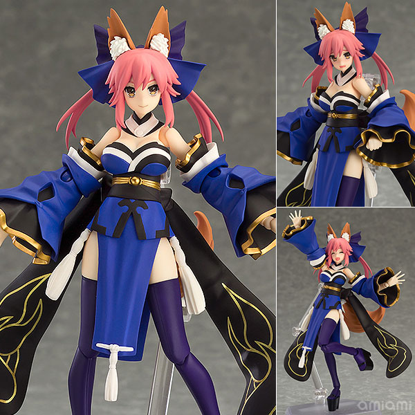 figma - Fate/EXTRA: Caster(Released)(figma Fate/EXTRA キャスター)