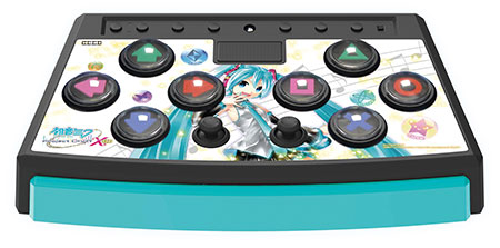 Hatsune Miku -Project DIVA- X HD Mini Controller for PlayStation 4(Released)(初音ミク -Project DIVA- X HD 専用ミニコントローラー for PlayStation 4)