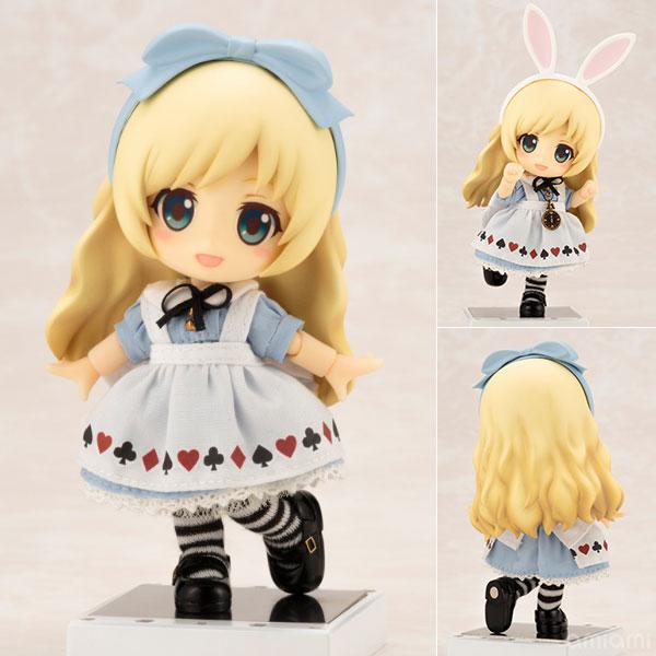 キューポッシュフレンズ アリス-Alice- 可動フィギュア(Cu-poche Friends - Alice Posable Figure(Back-order))