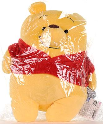Disney Character - Mocchi-Mocchi- Plush M: Winnie the Pooh(Back-order)(ディズニーキャラクター Mocchi-Mocchi-ぬいぐるみM くまのプーさん)