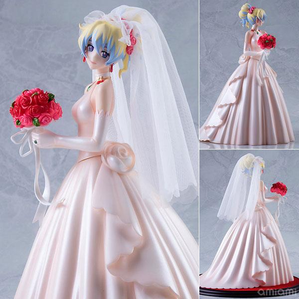 Gurren Lagann - Nia Teppelin Wedding Dress Ver. 1/8 Complete Figure (Milestone Limited Distribution)(Released)(天元突破グレンラガン ニア・テッペリン ウエディングドレスVer. 1/8 完成品フィギュア(マイルストン流通限定))