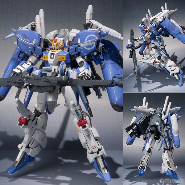 "METAL Robot Spirits (Ka signature) -SIDE MS- Ex-S Gundam ""Gundam Sentinel""(Released)(METAL ROBOT魂 (Ka signature) 〈SIDE MS〉Ex-Sガンダム 『ガンダム・センチネル』)"
