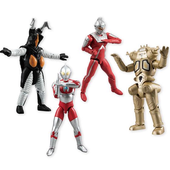 SHODO Ultraman VS 10Pack BOX (CANDY TOY)(Released)(SHODO ウルトラマンVS 10個入りBOX (食玩))
