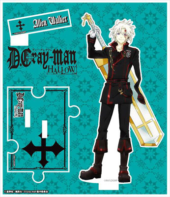 D.Gray-man HALLOW - Acrylic Figure: Allen(Released)(D.Gray-man HALLOW アクリルフィギュア アレン)