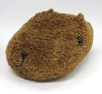 Mofutto Capybara-san Plush - Capybara-san(Released)(もふっとカピバラさんぬいぐるみ カピバラさん)