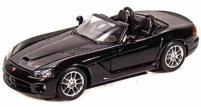 1/24 ダッジ バイパー 2003 SRT-10 (ブラック)(1/24 Dodge Hyper 2003 SRT-10 (Black)(Back-order))