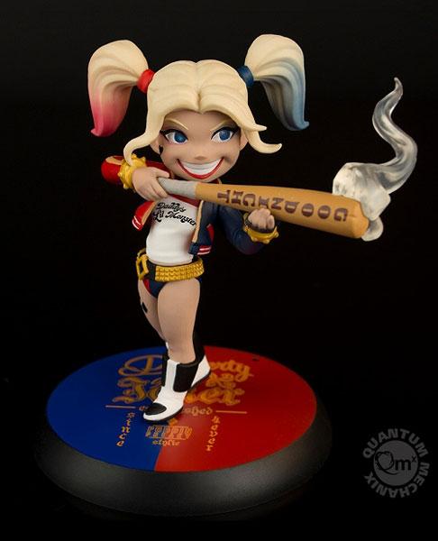 Q Pop - Suicide Squad: Harley Quinn PVC Figure(Back-order)(Qポップ/ スーサイド・スクワッド: ハーレイ・クイン PVCフィギュア)