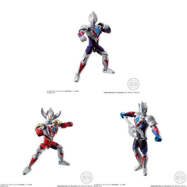 Ultra Action - Ultraman Orb 12Pack BOX (CANDY TOY)(Back-order)(ウルトラアクション ウルトラマンオーブ 12個入りBOX (食玩))