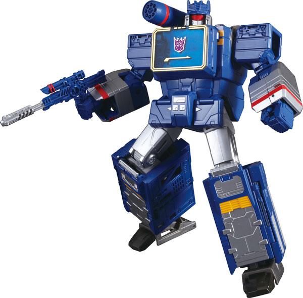 Transformers Legends LG36 Soundwave(Released)(トランスフォーマーレジェンズ LG36 サウンドウェーブ)
