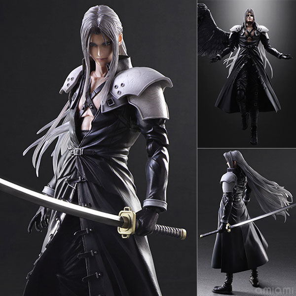 Play Arts Kai - FINAL FANTASY VII ADVENT CHILDREN: Sephiroth(Released)(プレイアーツ改 FINAL FANTASY VII ADVENT CHILDREN セフィロス)