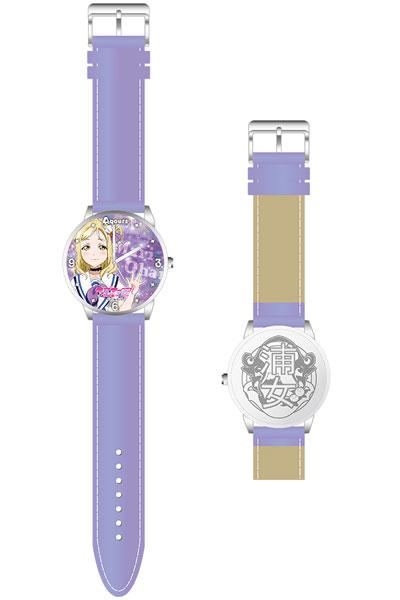 Love Live! Sunshine!! - Wrist Watch: Mari Ohara(Back-order)(ラブライブ!サンシャイン!! リストウォッチ 小原鞠莉)