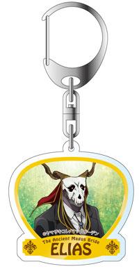 Mahoutsukai no Yome: Hoshi Matsu Hito - Acrylic Keychain: Elias Ainsworth(Released)(魔法使いの嫁 星待つひと アクリルキーホルダー エリアス・エインズワース)