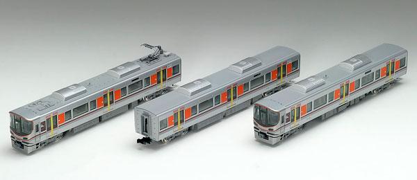 98230 JR 323系通勤電車(大阪環状線)基本セット(3両)(再販)[TOMIX]《03月予約》
