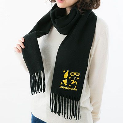 Gintama - Image Scarf (B) Shinsengumi(Released)(銀魂 イメージマフラー (B)真選組)