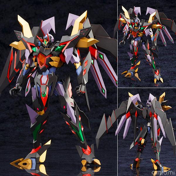 Super Robot Wars Z III Tengoku Hen - Shulawga Sin Plastic Model(Back-order)(第3次スーパーロボット大戦Z 天獄篇 シュロウガ・シン プラモデル)