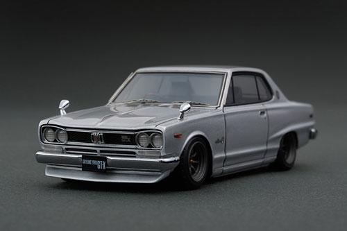 日本最級 1 1/43/43 Nissan (KGC10) Silver Skyline 2000 GT-X (KGC10) Silver ※Watanabe-Wheel[イグニッションモデル]《在庫切れ》, アクセサリーと雑貨 Swaps:555f2065 --- blacktieclassic.com.au