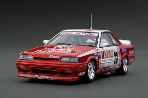 素敵な 1/43 RICOH RICOH Skyline Nissan 1988 Skyline (#23) 1988 JTC[イグニッションモデル]《在庫切れ》, LOWBROW SPORTS:6138c907 --- independentescortsdelhi.in