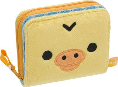 WL30301 Rilakkuma - Wallet: Kiiroitori(Released)(WL30301 リラックマ ワレット キイロイトリ)