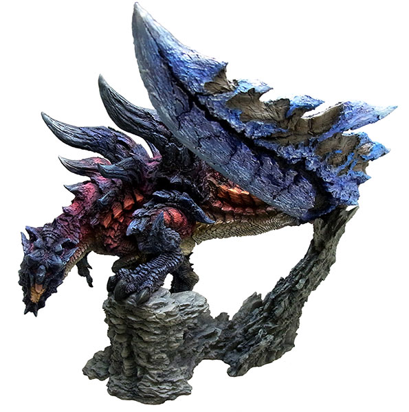 Capcom Figure Builder Creator's Model - Cutting Wyvern Glavenus(Released)(カプコンフィギュアビルダー クリエイターズモデル 斬竜 ディノバルド)