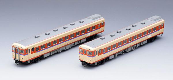 98023 JR キハ56系ディーゼルカー(青帯)セット(2両)[TOMIX]《取り寄せ※暫定》
