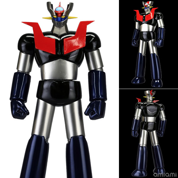 Sofubi Toy Box Hi-LINE 001 Mazinger Z(Released)(ソフビトイボックス Hi-LINE 001 マジンガーZ)