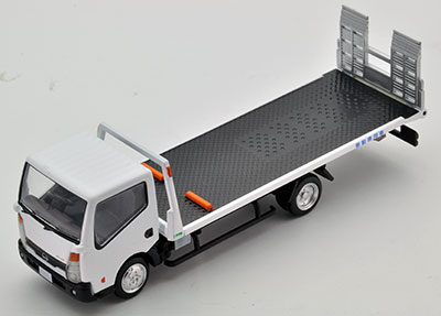 Tomica Limited Vintage NEO LV-N144a Atlas (F24) Hanamidai Jidousha Safety Loader(Released)(トミカリミテッドヴィンテージ ネオ LV-N144a アトラス(F24)花見台自動車セフテーローダ)