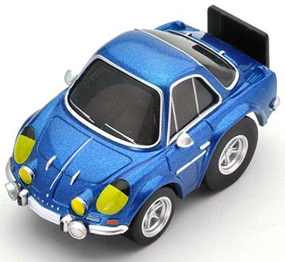 Choro-Q zero Z-49a Alpine Renault A110 (Blue)(Released)(チョロQ zero Z-49a アルピーヌ ルノーA110(青))