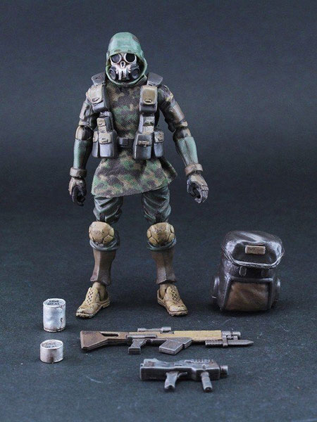 Acid Rain Last Line of Defense - Marine Infantry 1/18 Figure(Released)(アシッドレイン/ ラストライン・オブ・ディフェンス: マリーン・インファントリー 1/18 フィギュア)