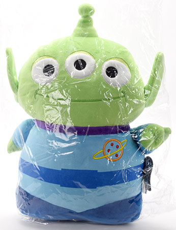 Disney Character - Mocchi-Mocchi Plush M: Alien(Released)(ディズニーキャラクター/Mocchi-Mocchi-ぬいぐるみM/エイリアン)