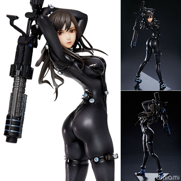 Hdge technical statue No.15 GANTZ:O - Reika X Shotgun ver. Complete Figure(Released)(Hdge technical statue No.15 GANTZ:O レイカ Xショットガンver. 完成品フィギュア)