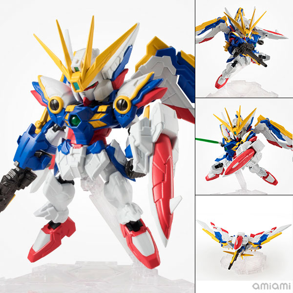 "NXEDGE STYLE [MS UNIT] Wing Gundam (EW Ver.) ""Gundam Wing: Endless Waltz""(Released)(NXEDGE STYLE [MS UNIT]ウイングガンダム(EW版) 『新機動戦記ガンダムW Endless Waltz』)"