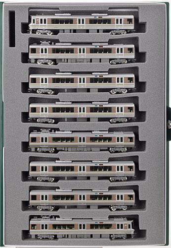 10-536 223系2000番台(2次車)新快速 8両セット[KATO]《取り寄せ※暫定》
