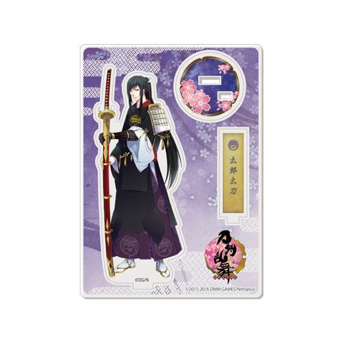 Touken Ranbu Online - Acrylic Figure 40: Tarou Tachi(Released)(刀剣乱舞-ONLINE- アクリルフィギュア40:太郎太刀)