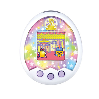 Tamagotchi m!x 20th Anniversary m!x ver. Royal White(Released)(Tamagotchi m!x 20th Anniversary m!x ver. ロイヤルホワイト)