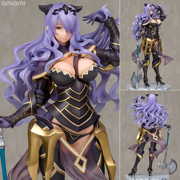 Fire Emblem if - Camilla 1/7 Complete Figure(Pre-order)(ファイアーエムブレムif カミラ 1/7 完成品フィギュア)