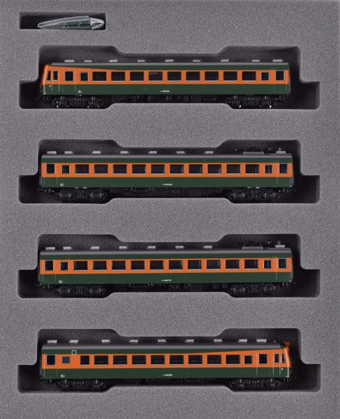 10-1384 80系300番台 飯田線 4両セット[KATO]《取り寄せ※暫定》