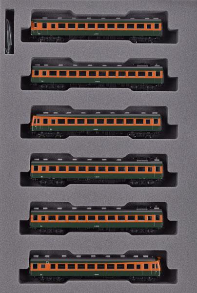 10-1385 80系300番台 飯田線 6両セット[KATO]《取り寄せ※暫定》