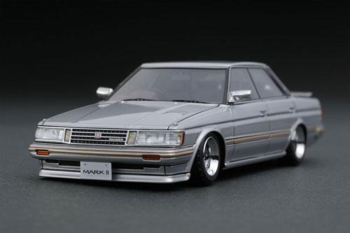衝撃特価 1/43 Toyota MarkII MarkII 1/43 Toyota Grande(GX71) Silver[イグニッションモデル]《在庫切れ》, おたに家:d3438f20 --- kventurepartners.sakura.ne.jp