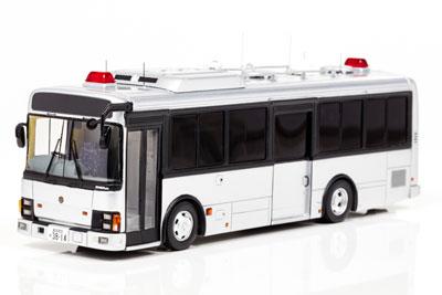 1/43 いすゞ エルガミオ バス 2012 警視庁刑事部機動捜査隊指揮官車両 宮沢模型流通限定[RAI'S]【送料無料】《発売済・在庫品》