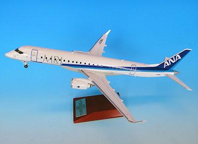 1/100 MRJ90 JA25MJ Flight Test Model No.5 Complete Model (w/Gear) Miyazawa Models Limited Distribution(Pre-order)(1/100 MRJ90 JA25MJ 飛行試験機5号機 完成品(ギア付) 宮沢模型流通限定)