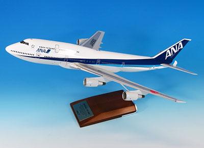 1/144 747-400D JA8960 ソリッド(ギアなし) 宮沢模型流通限定[全日空商事]【送料無料】《在庫切れ》