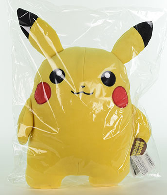 Pokemon - Mocchi-Mocchi- Plush M: Pikachu(Released)(ポケモン/Mocchi-Mocchi-/ぬいぐるみM/ピカチュウ)