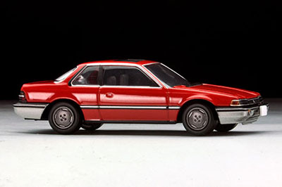 Tomica Limited Vintage NEO LV-N145a Honda Prelude XX (Red)(Released)(トミカリミテッドヴィンテージ ネオ LV-N145a ホンダ プレリュードXX(赤))