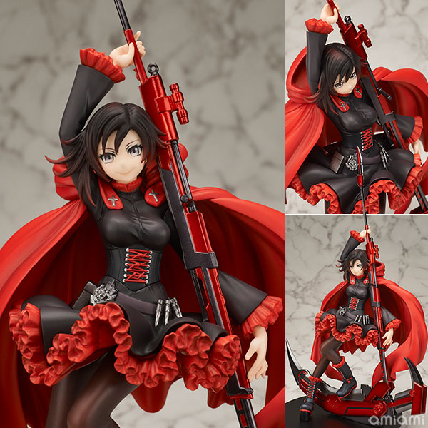 RWBY - Ruby Rose 1/8 Complete Figure(Released)(RWBY ルビー・ローズ 1/8 完成品フィギュア)