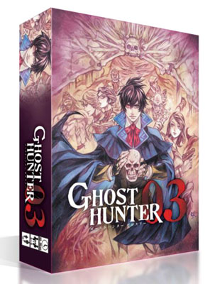 Board Game - Ghost Hunter 03(Back-order)(ボードゲーム ゴーストハンター03)