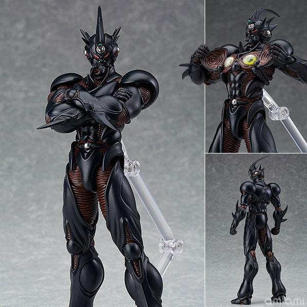 figma - Guyver The Bioboosted Armor: Guyver III(Released)(figma 強殖装甲ガイバー ガイバーIII)