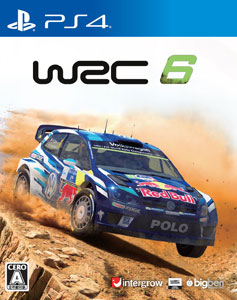 [Bonus] PS4 WRC 6 FIA World Rally Championship(Back-order)(【特典】PS4 WRC 6 FIA ワールドラリーチャンピオンシップ)
